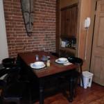 B&B Philadelpia Frühstücksraum