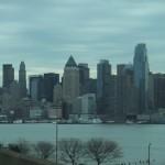 Sicht auf Manhattan