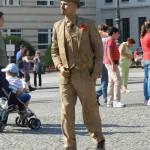 Brandenburger Tor Lenin