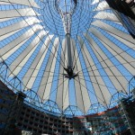Decke Sony Center Berlin