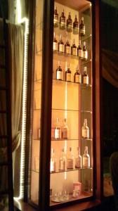 Glenfarclas-Whisky-Sammlung