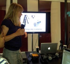 Judith Steiner Videoworkshop