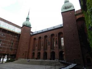 Innenhof Rathaus