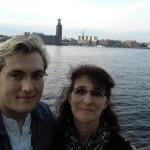 Stefan und Helene Stockholm
