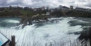 Rheinfelden Wasserfall