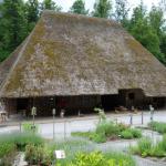 Ballenberg-Strohhaus