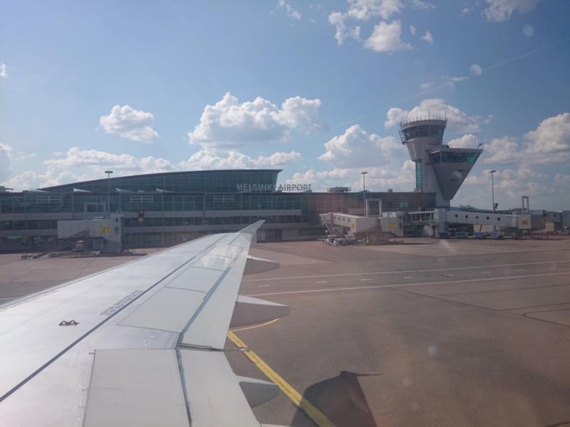 Flughafen Helsinki