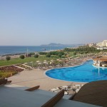 Ferien im Elysium Resort & Spa, Kallithea, Rhodos, Griechenland