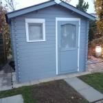 Neues Gartenhaus vom Jumbo