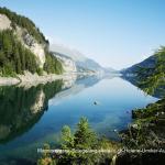 Tauch- und SUP-Wochenende in Bivio – Marmorerasee