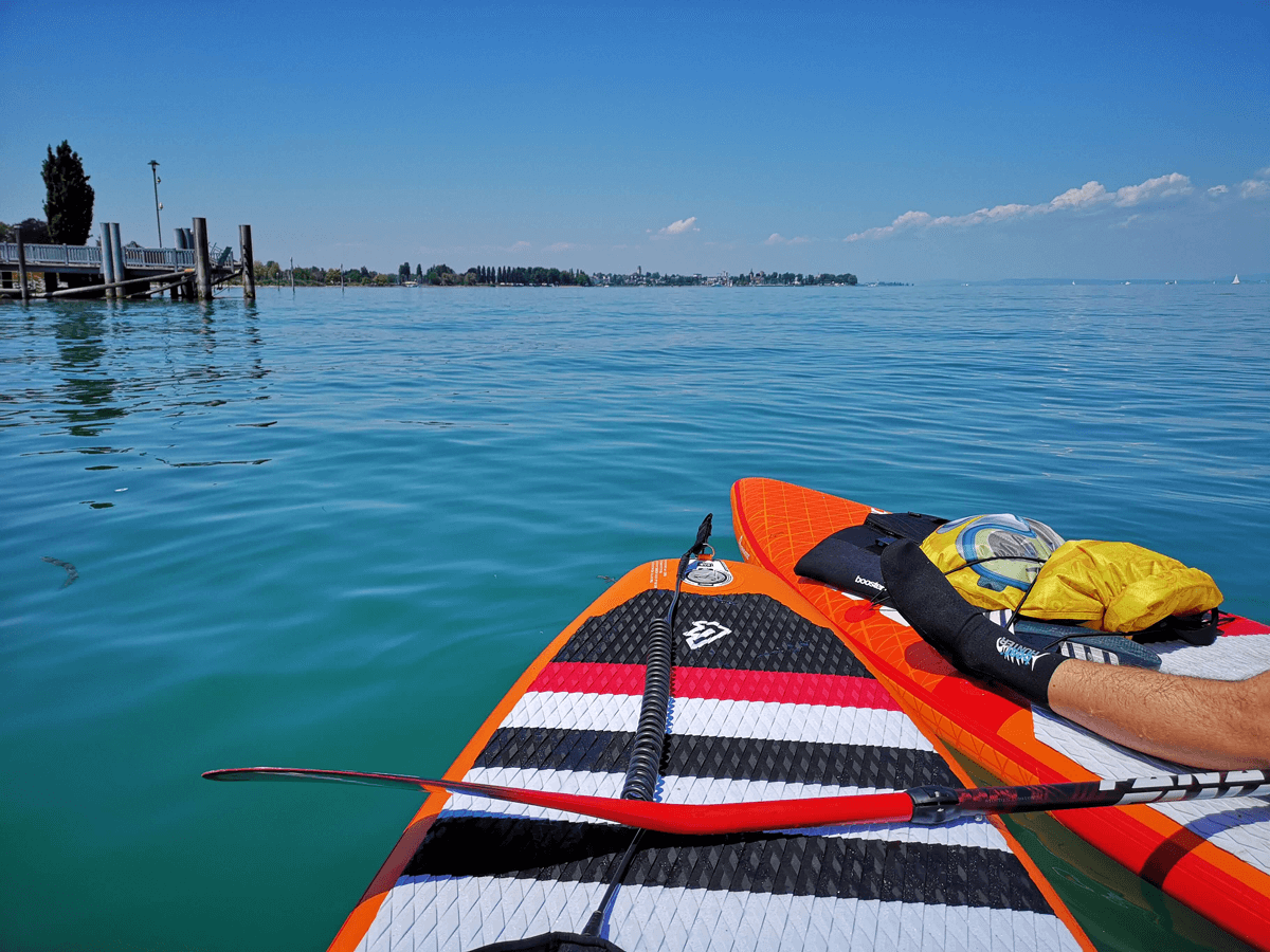 Stand-up-Paddle-SUP-am-Bodensee-Horn-Juli-2018-1